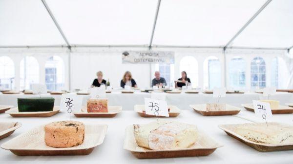 Nordisk Ostefestival Kulinarisk Sydfyn